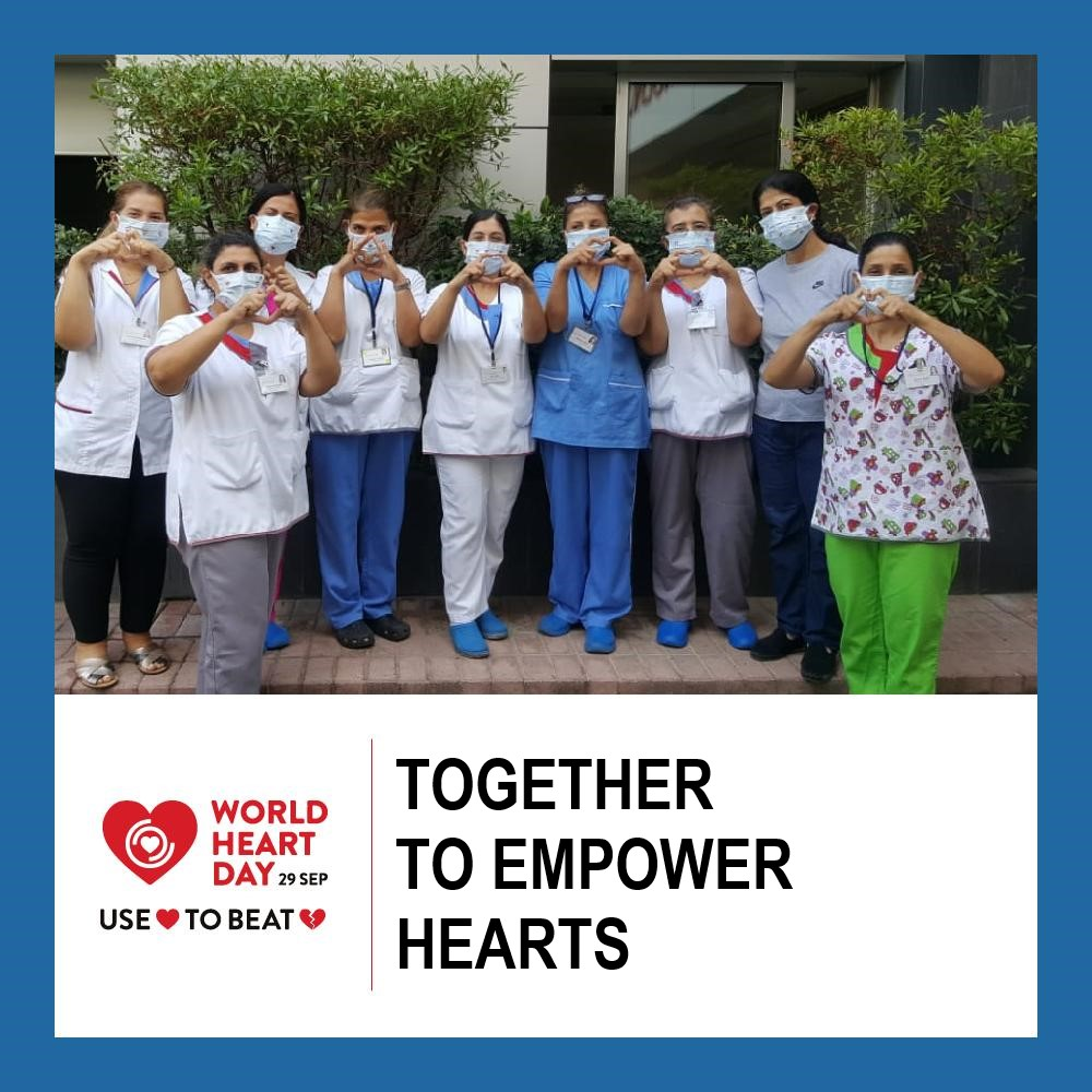 Together to empower hearts story image