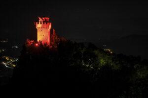 The-red-San-Marino-Third-Tower