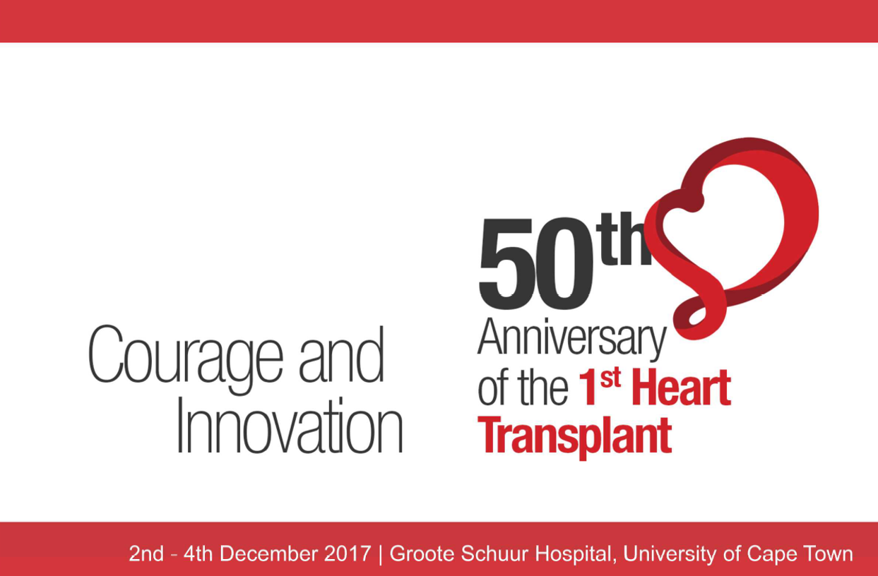 50th anniversary of the world's first human-to-human heart
