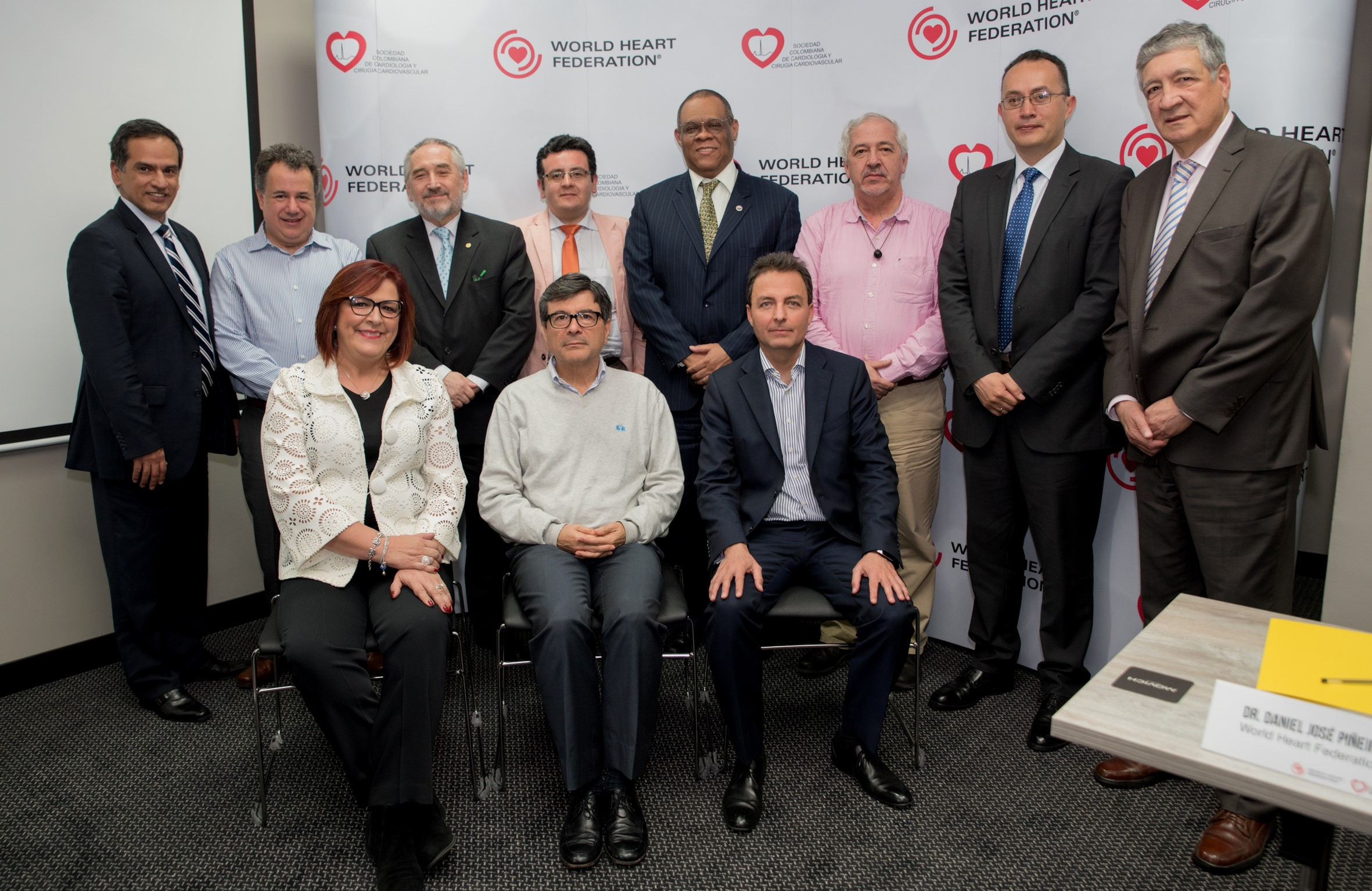 Whf And Colombian Society Of Cardiology And Cardiovascular Surgery Hold A Cholesterol Roundtable In Colombia World Heart Federation