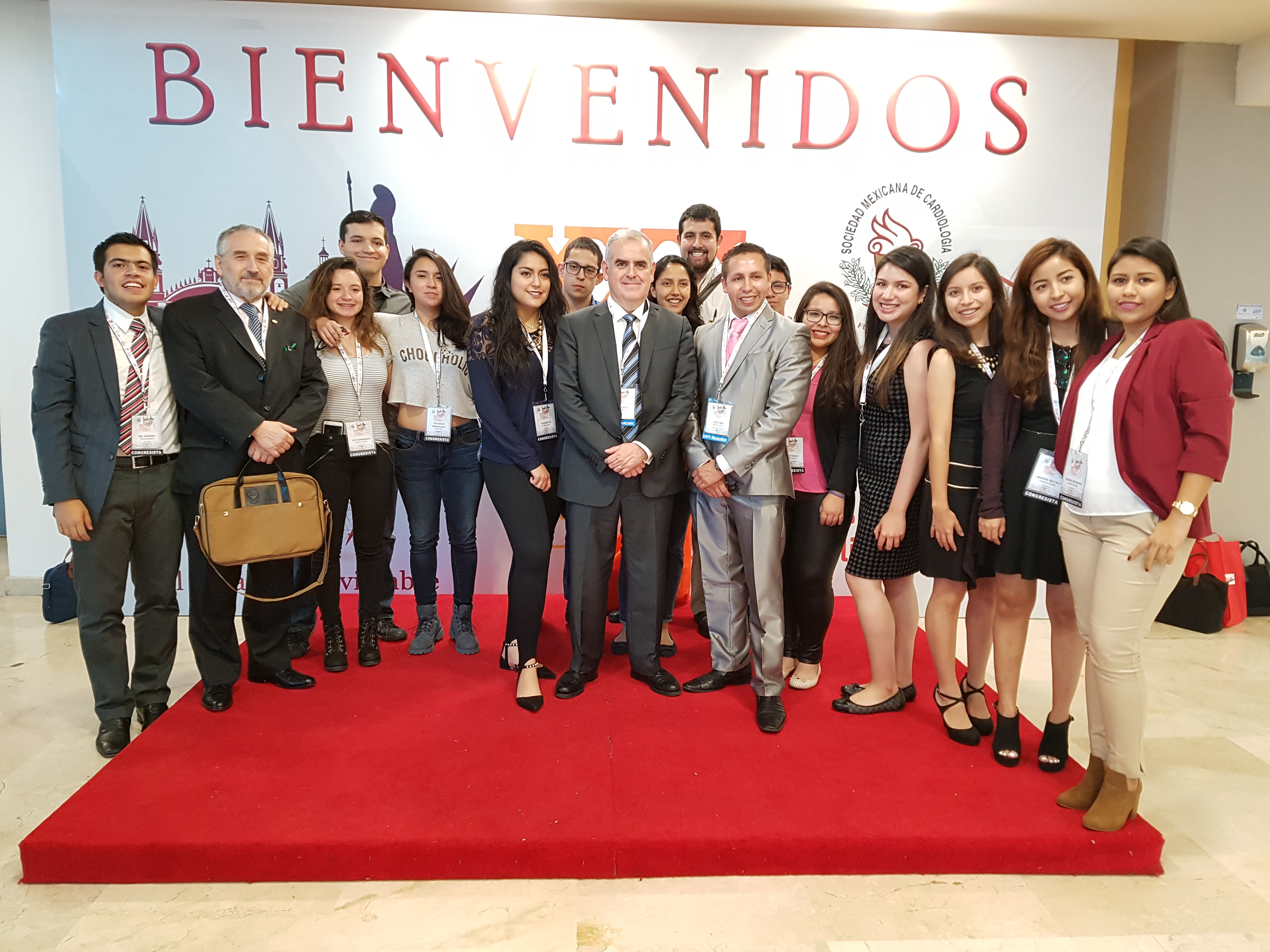 Homemade Mexican Xxx throughout whf attends the 30th mexican congress of cardiology - world heart