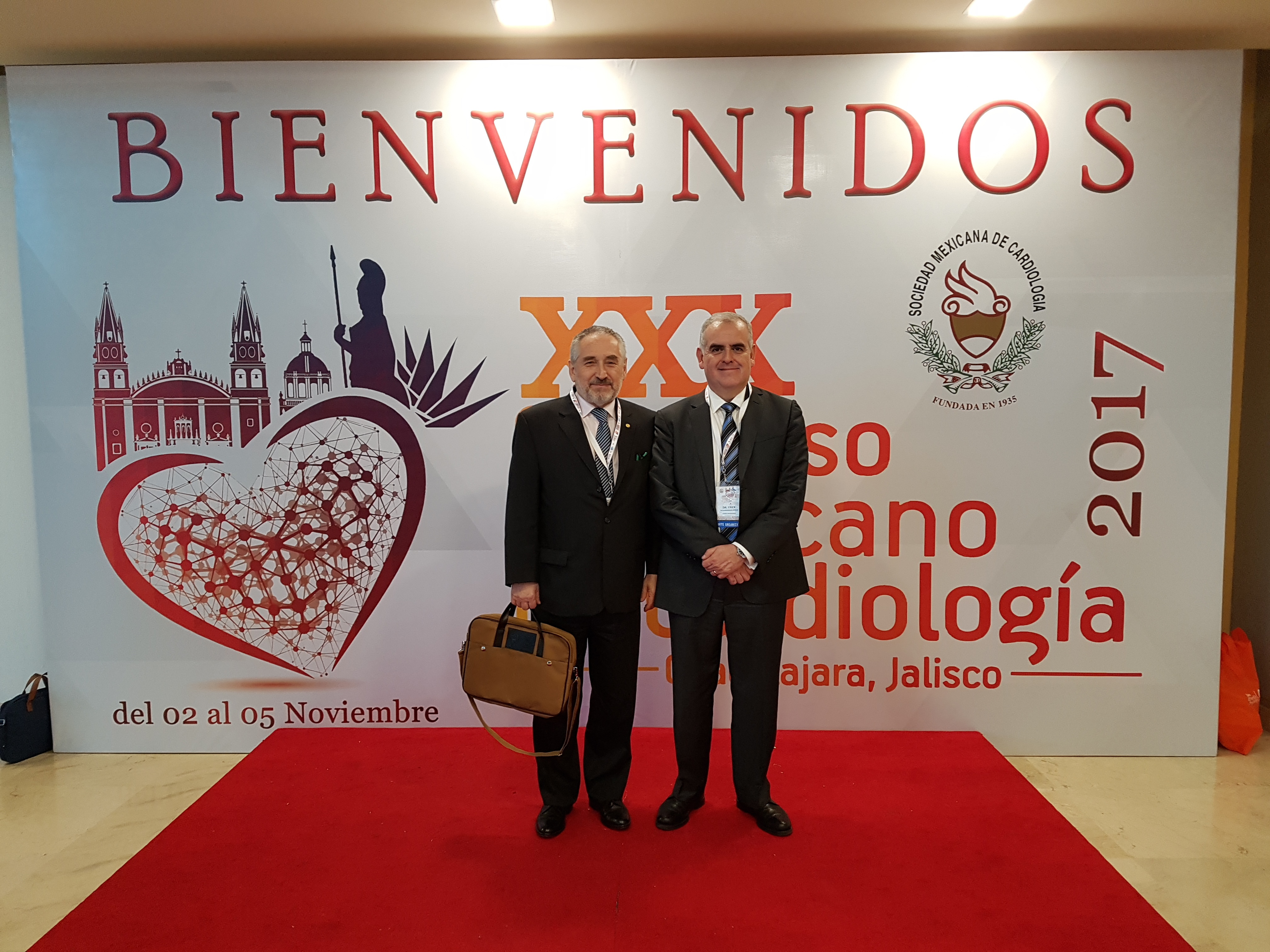 Homemade Mexican Xxx inside whf attends the 30th mexican congress of cardiology - world heart