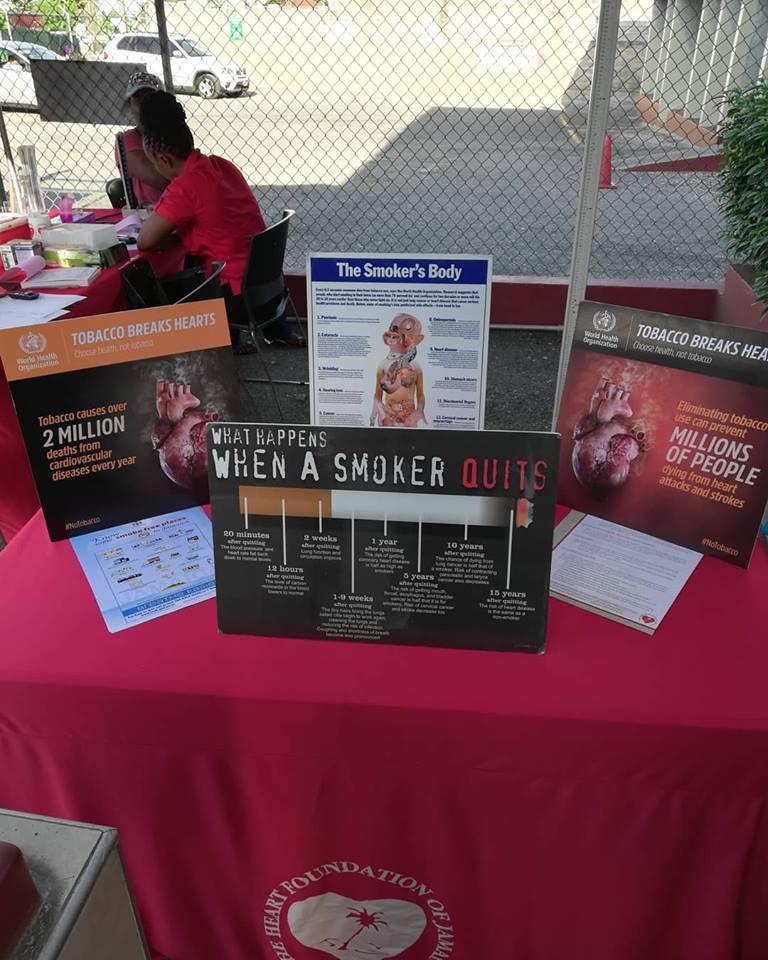 World No Tobacco Day 2018 - World Heart Federation