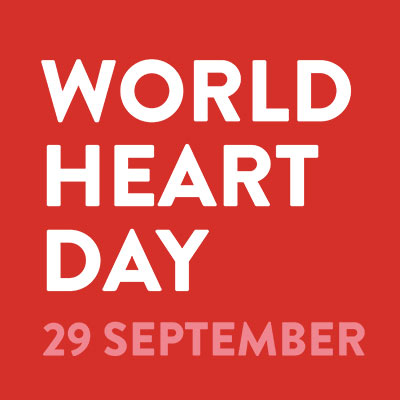 Welcome to World Heart Day 2018 - World Heart Federation - World ...