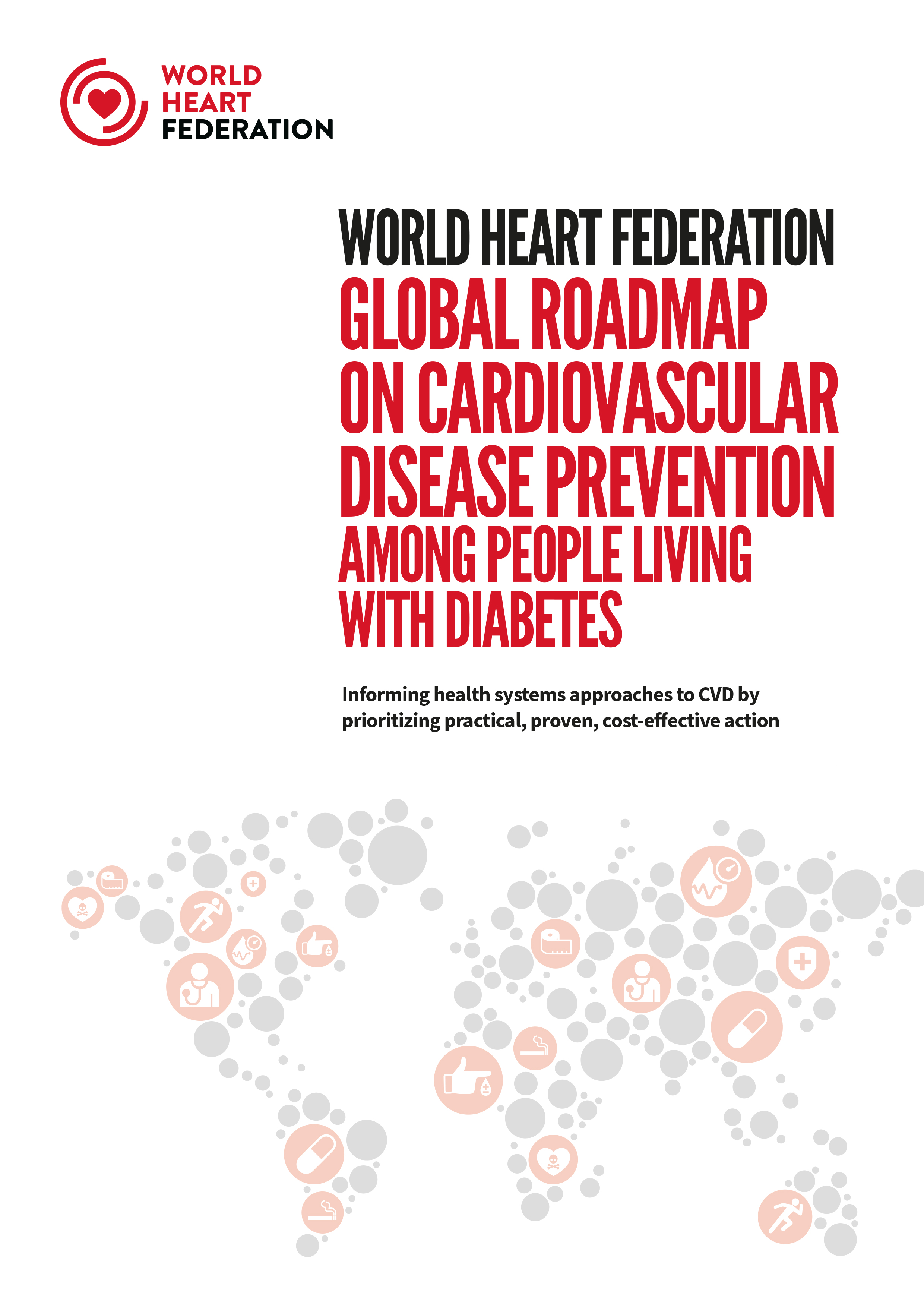 WHF launches new Global Roadmap on the prevention of CVD