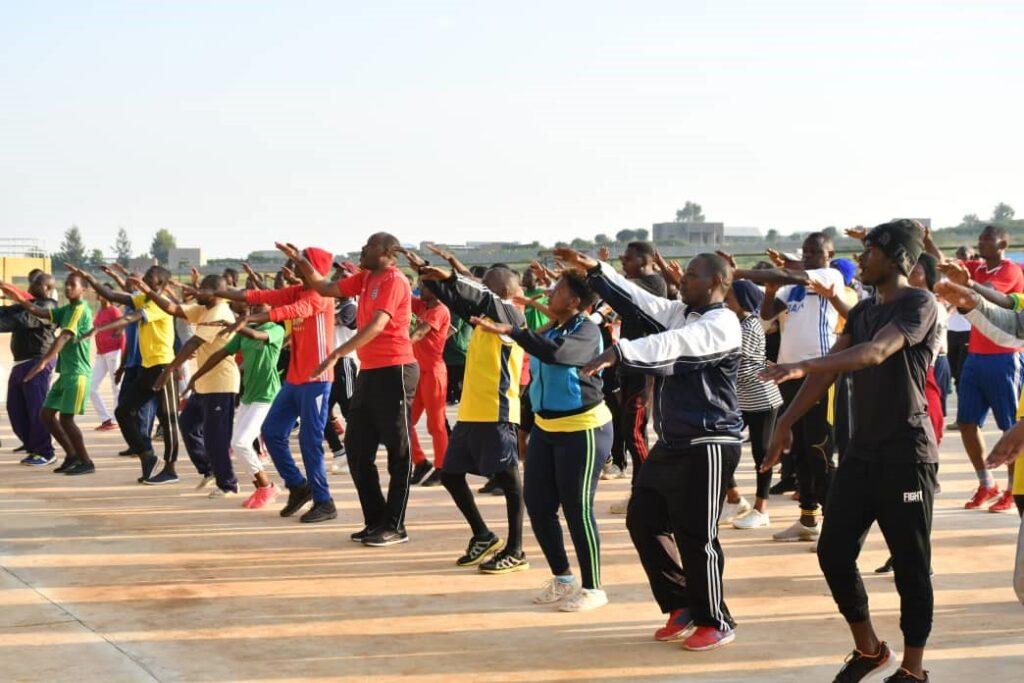 Rwanda Heart Foundation raises awareness on cardiovascular risk factors and the importance of heart disease prevention