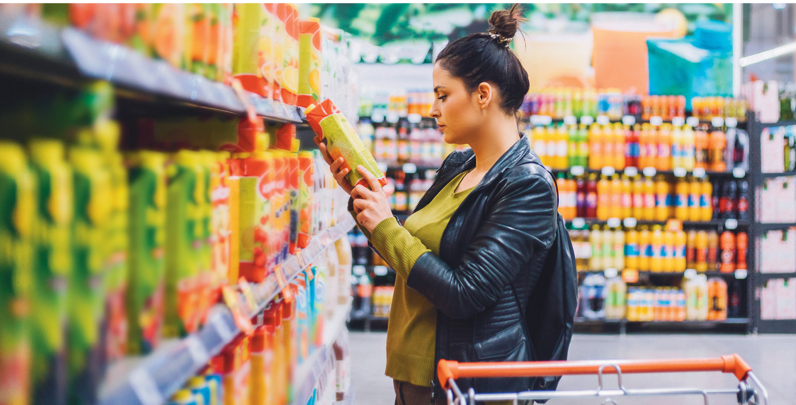 On World Food Day, the World Heart Federation calls on governments to implement mandatory front-of-pack food labels